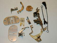 LOT pièce PART vintage MACHINE à COUDRE SINGER Nähmaschine SEWING máquina FOOT