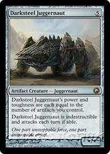 DARKSTEEL JUGGERNAUT Scars of Mirrodin MTG Artifact Creature — Juggernaut RARE