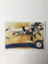 2011 Topps Chrome Mickey Mantle #7