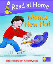 Oxford Reading tree - Read at Home  More Level 1C Mum's New Hat - FREE p&P