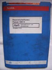 Passat 3b+4Motion+Reparaturhandbuch FAHRWERK Wekstatthandbuch Reparaturleitfaden
