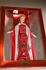 Barbie 2000 Collector Edition Red Dress