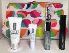 Clinique Gift Set 5 pc: dark circle corrector dark sport corrector Mascara & lip