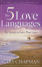 The Five Love Languages Large Print Edition by Gary Chapman - Brand New