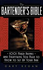 THE BARTENDER'S BIBLE 1001 Mixed Drinks BRAND NEW BOOK Ebay BEST PRICE