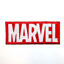 Marvel Superhero Cartoon Comic Movie Collectible Gift Jeans Shirt Iron on Patch