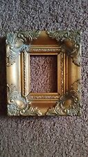 Gold Frame in Ornate Romantic French Style