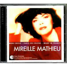 Mireille MATHIEU L'essentiel +++ FRANCE ONLY RARE +++ CD EMI NEUF - NEW 2003