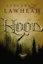 The King Raven Trilogy: Hood by Stephen R. Lawhead - paperback