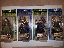 LORD of the RINGS: LOTR ROTK: ELROND, MORGUL, BOROMIR, LEGOLAS