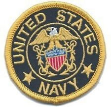 Military Seal of the United States US Navy Embroidery Patch