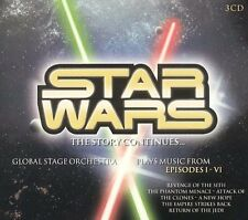 Star Wars: The Story Continues... New CD