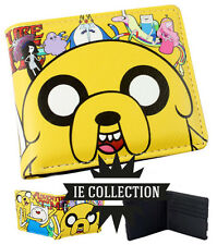ADVENTURE TIME JAKE PORTAFOGLIO wallet portefeuille finn cartone cosplay figure