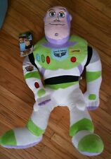 NWT Toy Story Buzz Lightyear Large Plush Toy  Pillowtime Pal Bedding Cushion 24""
