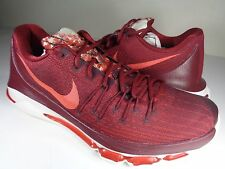 Nike KD 8 Team Red Bright Crimson Sail Very Rare SZ 12 (749375-661)