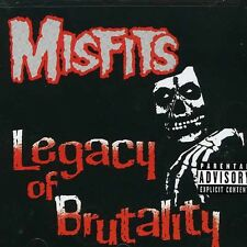 Legacy Of Brutality - Misfits (1989, CD NEUF)
