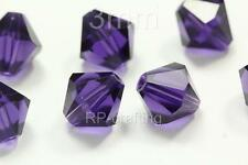 100 Austria bicone crystal beads 3mm for Swarovski 5301/5328-U pick color #3