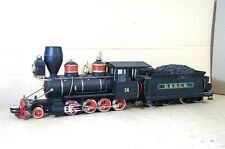 LGB KIT BUILT RADIO CONTROL G GAUGE 4-6-0 DENVER & RIO GRANDE LOCO 14 nd