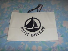 Brand New Petit Bateau Paper Bag for cheap sale *Free Post