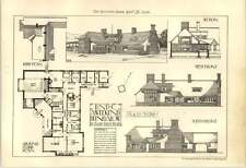 1906 The Weekend Bungalow Design And Plan By Snapshot