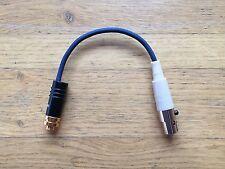 Adapter Sennheiser (Miniklinke) auf Audix RAD-360BP/W3-BP-[ ]-E/B360-[ ]-E TA3F