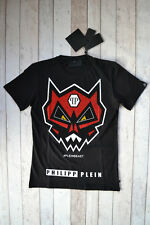 BNWT PHILIPP PLEIN ANGRY MONSTER BLACK T-SHIRT SIZE MEDIUM PLEINBEAST BEAST