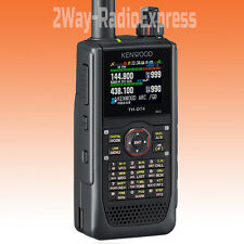 KENWOOD TH-D74E FM Dual Band with GPS, APRS, D-STAR, Unlocked TX-RX! TH-D74A