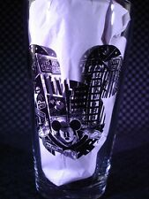 New York City Mickey Mouse Glass Times Square Collectible Souvenir 2000 NYC
