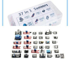 Kit 37 IN 1 MODULI SENSORI ARDUINO Sensor Modules Mega2560 |protetti in scatola|