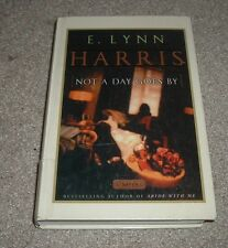 2001 Not a Day Goes By by E. Lynn Harris Hardcover Large Print