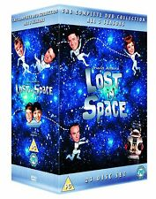 Lost In Space Series Complete Collection Seasons 1-3 New DVD Box Set Reg 2/4