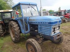 Leyland 255 &  270  Tractor Workshop Manual