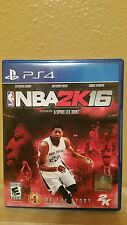 2K NBA 2K16 Game Rated E For Everyone For PS4  Anthony Davis cover   (nl)