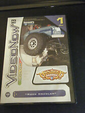VideoNow Color Discovery Channel Monster Garage Rock Crawler (2004, PVD)