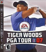 Tiger Woods PGA Tour 07 PS3! GOLF, FUN FAMILY GAME PARTY NIGHT!