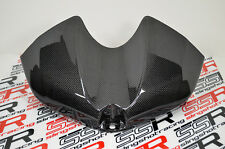 2008 2009 2010 2011 Yamaha YZF R6 Fuel Gas Tank Panel Cover Carbon Fiber Fibre