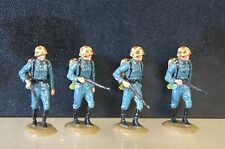 MARIELA MINIATURES WWII GERMAN INFANTRY SOLDIERS WALKING MINT BOXED my