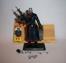 GI Joe Resolute Destro loose complete from Battle Set 7-pack 2010 Cobra