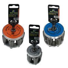 Trapanno martello SDS-Plus estensore tubo Set DN 87 + 76 + 60 Manicotti Zieher, caso tubo estensore, manicotto