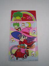 Anime Dr. Slump Fiction Style Nurie Coloring Book A Showa Note Japan Vintage