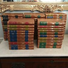 1952 Britannica Great Books of the Western World Complete Set 54 Volumes