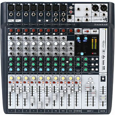 SOUNDCRAFT SIGNATURE12 FX USB Ableton Live 9 Lite Software Mixer $15 Instant Off