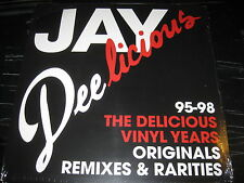 J. Dilla JAY DEELICIOUS 3LP BLEM bent corner factory second