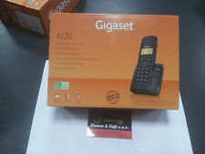 TELEFONO CORDLESS GIGASET A120 DECT disponibile in vari colori