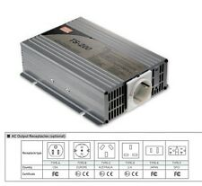 TS-200-112A MEANWELL 12 VOLT 200 WATT TRUE SINE WAVE DC / AC INVERTER