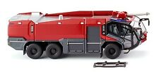 WIKING - 062649 ROSENBAUER FLF PANTHER 6X6 (2015) AIRPORT FIRE TENDER 1:87 SCALE