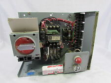GENERAL ELECTRIC IC7700 LINE 385X331 M03 D02 MCC BUCKET FVNR ¾HP 460/120V *XLNT*