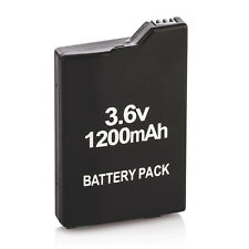 1200mAh 3.6V Rechargeable Li-ion Battery Pack PSP-S110 for Sony PSP 2000 3000