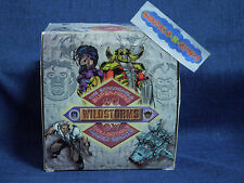 The Expandable Super-Hero Wildstorms Collectible Card Game COMPLETE BOX