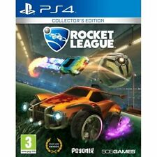 NEW Sealed Rocket League Collectors Edition PS4